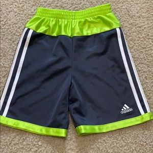 Adidas Shorts Size 5